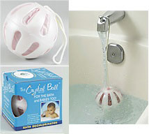 Rainshow'r Bath Ball for Chlorine Removal