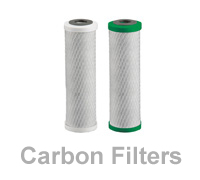 Activated Carbon Water Filters and Carbon Block Fi