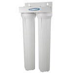 Whole House Water Filter Double 20""