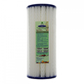 Pleated Sediment Filter Cartridge CP5BB 10''x5''