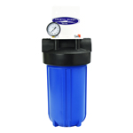 Big Blue Whole House Water Filter 10''x5'' Single Cartridge