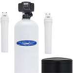 Filter Water: Salt-Free Water Softener