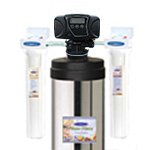 Large Whole House Iron and Manganese Water Filter