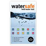 Filter Water: WaterSafe Well Water Test Kit