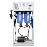 Filter Water: Commercial Reverse Osmosis System
