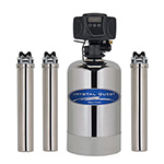 Eagle 1000A-SS Whole House Water Filter Stainless