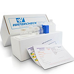 WaterCheck Laboratory Test Kit with Pesticides