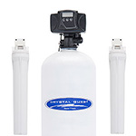 Multi-Media Whole House Water Filter with Backwash