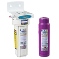 Inline Fluoride Filter for Refrigerators & Ice Makers