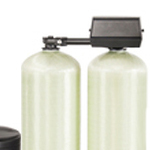 Commercial Water Softener System, 8 - 14 GPM