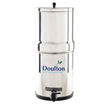 Doulton SS2 Countertop Stainless Water Filter