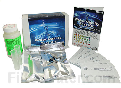 Complete Water Quality Test Kit 487986