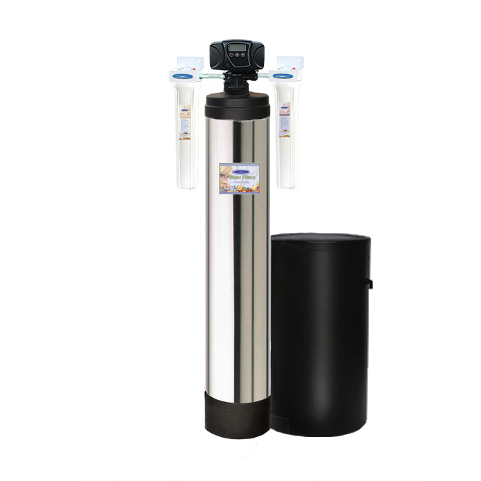 Greensand Water Filter Manganese Iron And Hydrogen