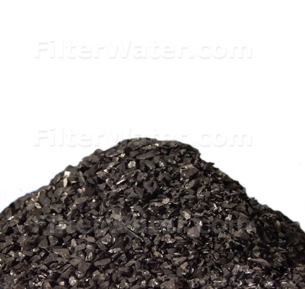 Coconut Shell Granulated Activated Carbon Media Gac 1 Cu Ft