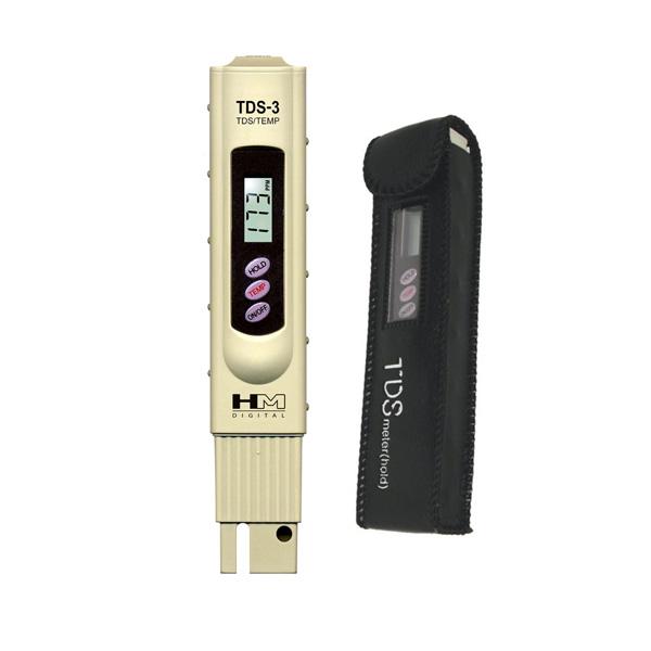 Hm Digital Tds 3 Meter Handleld Water Tester
