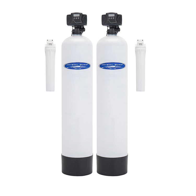 fluoride whole house water filter dual cqewh11670 - Fluoride Filter