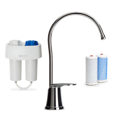 Aquasana Under Counter Water Filter System Aq 4600