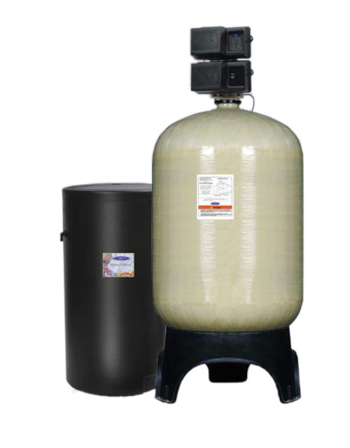Industrial Water Softener System 14 305 Gpm