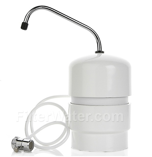 Paragon Countertop Water Filter P3050CT, No-maintenance