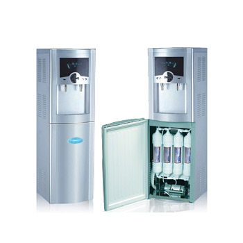 Crystal Quest CQE-WC-00904 Elegant Bottleless Water Cooler with Ultrafiltration, CQ-ELEGANT-FWC
