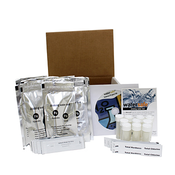 WS-425SPT Science Project Kit 10-pack for Schools from WaterSafe, WS-425SPT