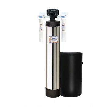 Filter Water: Whole House Greensand Water Filter