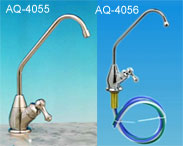 Filter Water: Aquasana Chrome or Nickel Faucet