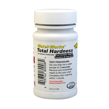 480008 Total Hardness Test Kit, 50 Strips $8.45, IT-TK-06