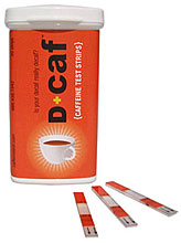 Caffeine Test Strips Kit by WaterSafe, WS-D-101