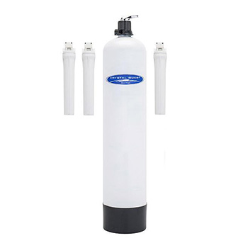 Eagle 2000-FG Whole House Water Filter System Manual Backwash CQE-WH-02104, CQE-WH-02104