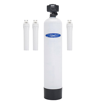 Home Water Filter with Automatic Backwash Eagle 2000A-FG, CQE-WH-02111