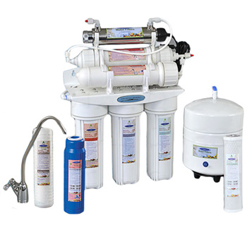 Thunder 3000C RO+UF Reverse Osmosis System by Crystal Quest, CQE-RO-00103