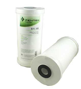 "Pentek RFC-BB Carbon Water Filter 155141-43 10""x5"", PTK-RFC-BB"