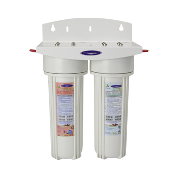 Voyager Dual Inline Water Filter For Fountains and Coolers with Ultrafiltration, CQE-IN-00306