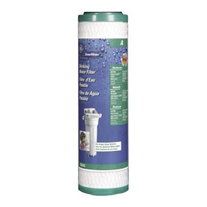 GE FXUVC SmartWater UnderSink Replacement Filter Cartridge, FXUVC