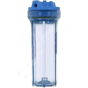 Pentek 158116 Water Filter Housing Clear 1 4 Line