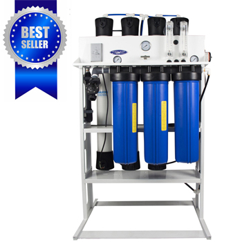 Commercial Reverse Osmosis System 7000 gpd, CQE-CO-02030