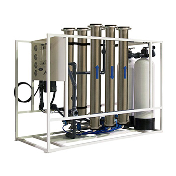 Industrial Reverse Osmosis System 10000 gpd, CQE-CO-02031