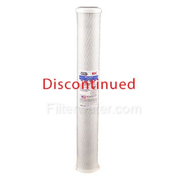 KX Matrikx VOC Carbon Water Filter 02-250-125-20 20x2.5
