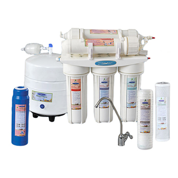 Thunder 2000M Reverse Osmosis and UltraFiltration Undersink System, CQE-RO-00110