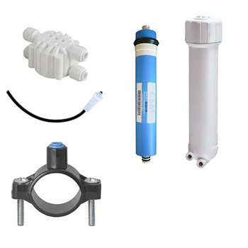 Reverse Osmosis  Kit for Bottleless Water Coolers, FW-RO-01