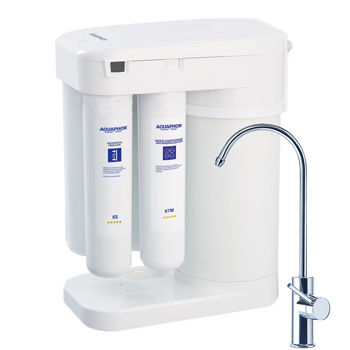 Aquaphor Under Sink Water Filtration System with RO FW-DWM-101, FW-DWM-101