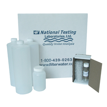 National Testing Laboratories Radiological Water Test Deluxe