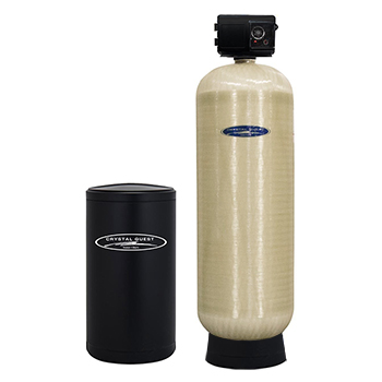 Fleck 2850 Water Softener System 51 GPM Commercial, CQE-CO-02044