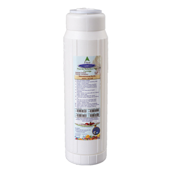 Fluoride Removal Filter Cartridge 10 inch, CQ-R24-10