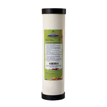 "Ceramic Water Filter Cartridge 10"", CQ-R12-10"