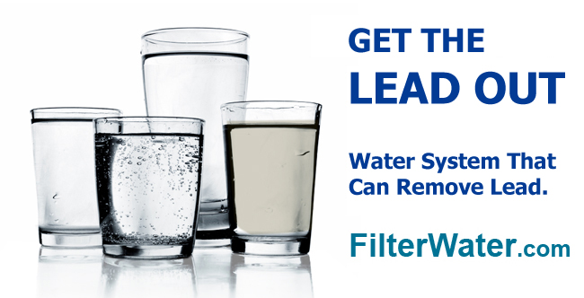Lead Removing Water Filtration Systems