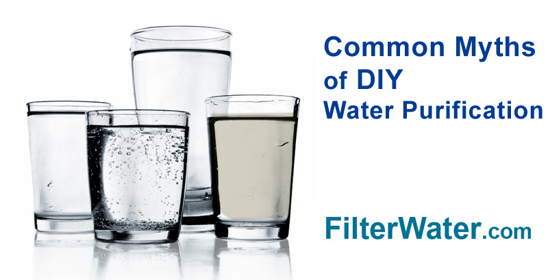 Common Water Purification Myths