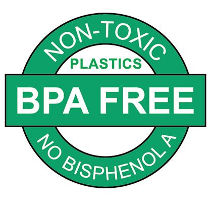 BPA-free logo