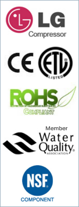 Water Cooler Certifications